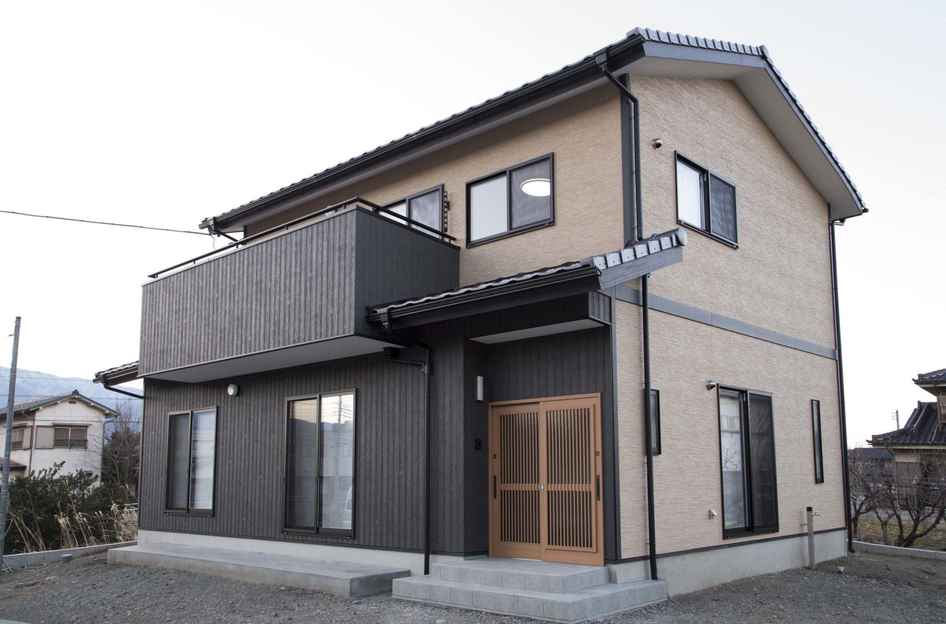 市川三郷町M邸新築施工