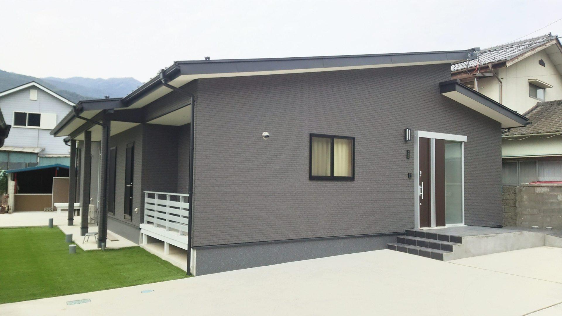韮崎市J邸新築施工